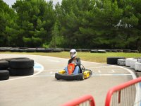 Karting circuits in Segovia