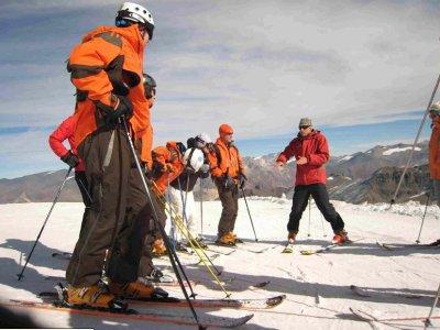 Iniciación al esqui La Pinilla o Valdesquí 3 horas