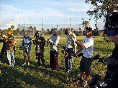 Segomarcha Paintball