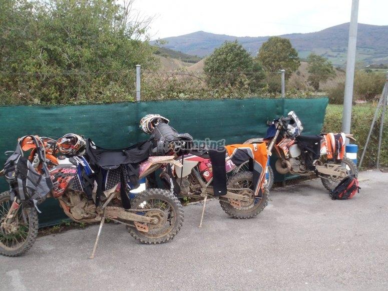 material de moto