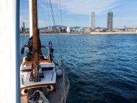 Paseos por el mar de Barcelona
