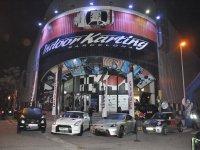 Competición karting Barcelona y cena empresas