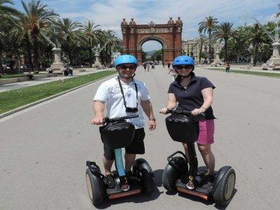 3小时在Segway Barcelona游览