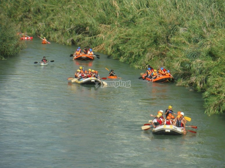 """Rafting Reserva Natural con Almuerzo Fotos y Vídeo"""