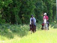 骑马骑马情侣