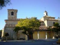 Iglesia Fuentiduena del Tajo