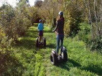 Touring the Maresme on segway