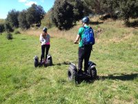 About the segways in Arenys