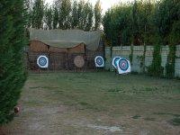 Aprende a disparar con el arco