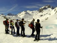 Snowshoeing and spa in Picos de Europa