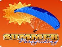 Summer Paragliding