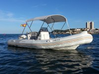 Embarcacion de alquiler
