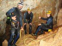 Combined Via Ferrata Igualeja and Excéntrica Cave