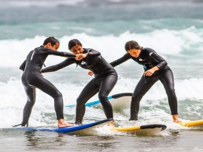 Surf courses, Asturias, 2 hours