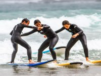 Surf courses, Asturias, 2 hours
