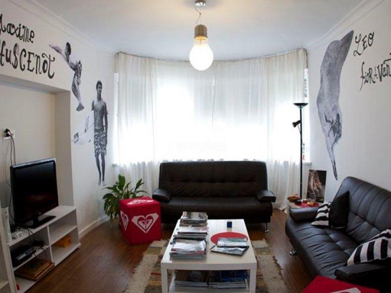salon apartamento