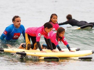 Surf camp per bambini a Gijón 7 giorni