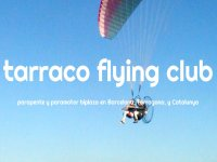 Tarraco Flying Club Paramotor