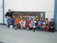 Varios de nuestros campeones de karts