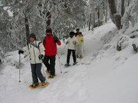 Raquetas de nieve para todos
