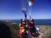 Tandem Paraglide Flight, Tierras Altas de Lorca