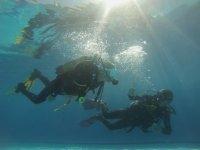 潜水从托莱多到海的旅程