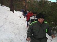 Excursiones de esquí de fondo