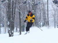 Learn cross-country skiing in Madrid