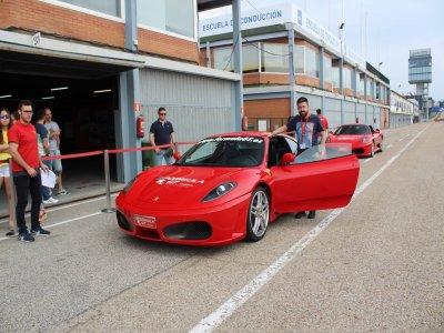 Conduce un Ferrari en carretera 16 km Huelva