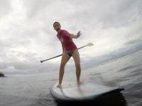 Paddle surf Gran Canaria 2 lecciones