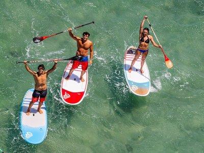 Loving Surf Paddle Surf
