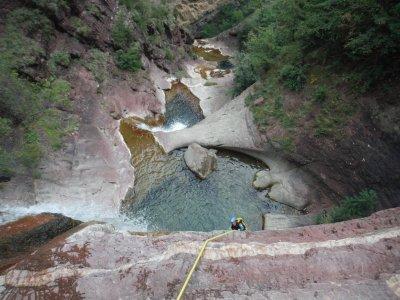 峡谷塞拉瓜拉的圣周5天