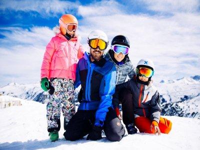 Forfait Grandvalira niños Andorra 3 días