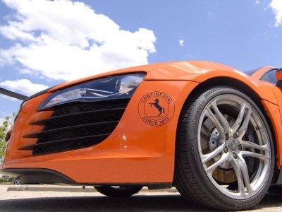 Pilota un Ferrari, un Audi y un Porsche en Madrid