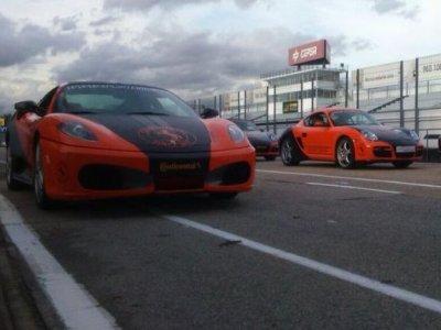 Conduce un Porsche + Ferrari ó Audi en Madrid
