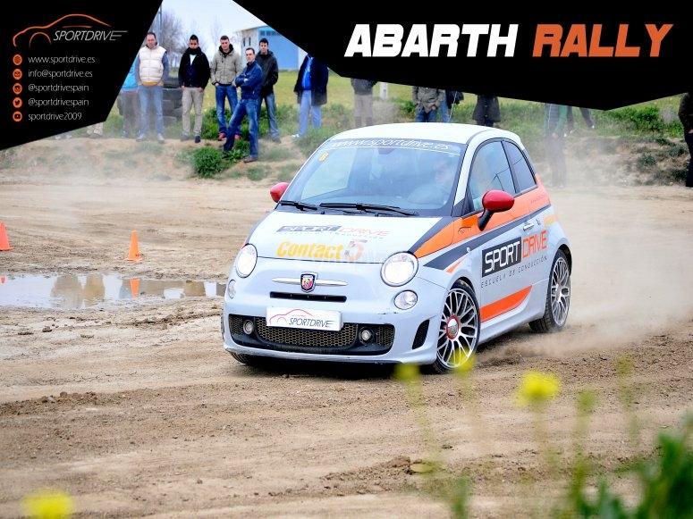Conducir un Abarth 500