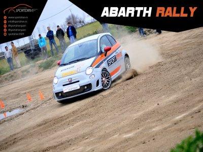 Sesión de conducción Abarth 500 circuito Madrid