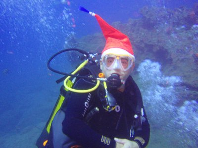 Diving at Christmas in Tenerife 5 nights