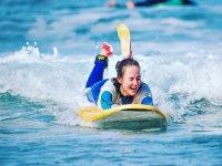 Diversion surfeando