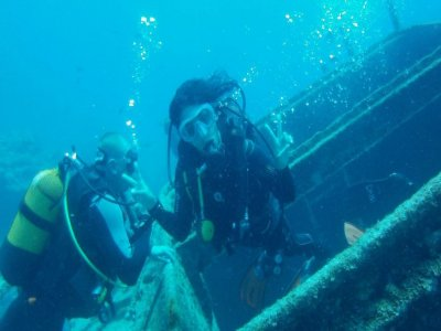 Inmersiones de buceo en Tenerife 10 sesiones
