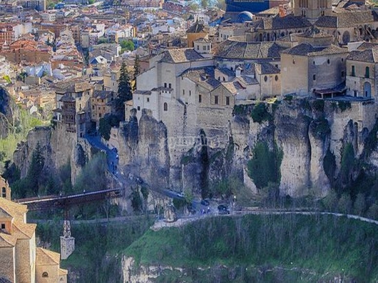 Cuenca from the top
