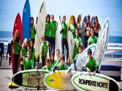 Rompiente Norte Campamentos de Surf