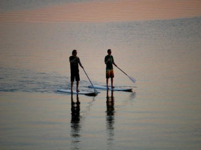 Flow Watersports Paddle Surf