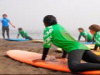 Surf + inglese, combinazione perfetta