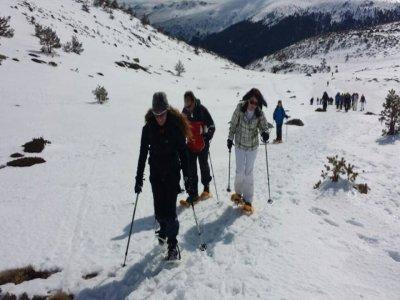 Snowshoes Sierra de Gredos 2天