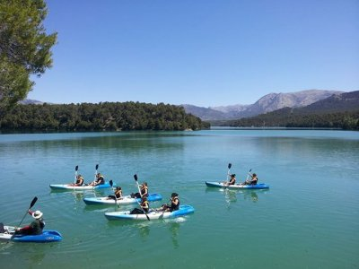 Multi-Adventure Camp for schools, Cazorla, 3 days