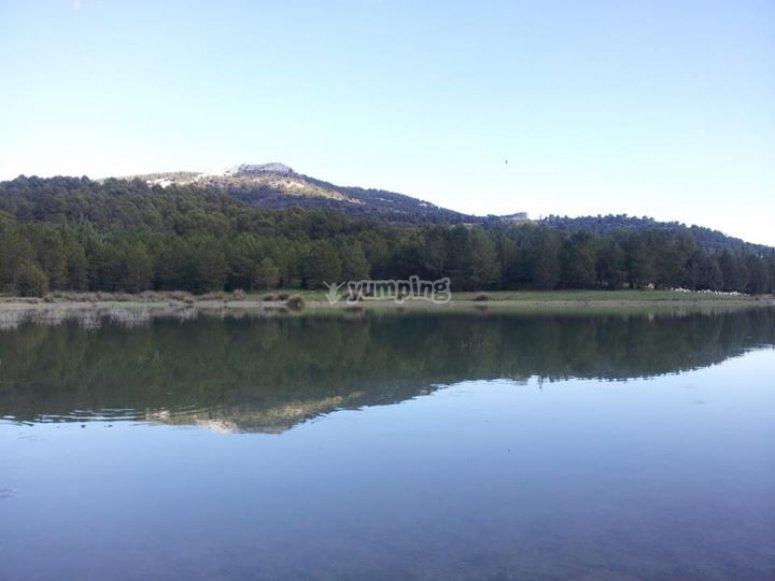 Trip through the reservoir