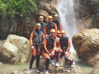 Descenso de barranco en el río Verde 5-6 horas