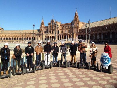 Segway offer in Seville 1 hour 15 minutes