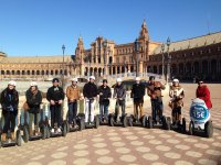 Segway offer in Seville (1 hour 15 minutes)